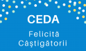 Echipa CEDA aduce sincere felicitări şi le urează succes câştigătorilor de granturi