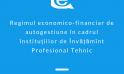 Regimul economico-financiar de autogestiune în cadrul Instituțiilor de Învățămînt Profesional Tehnic